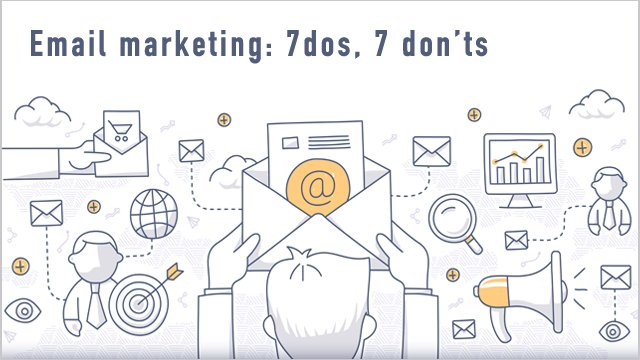 email marketing 7 dos and 7 donts