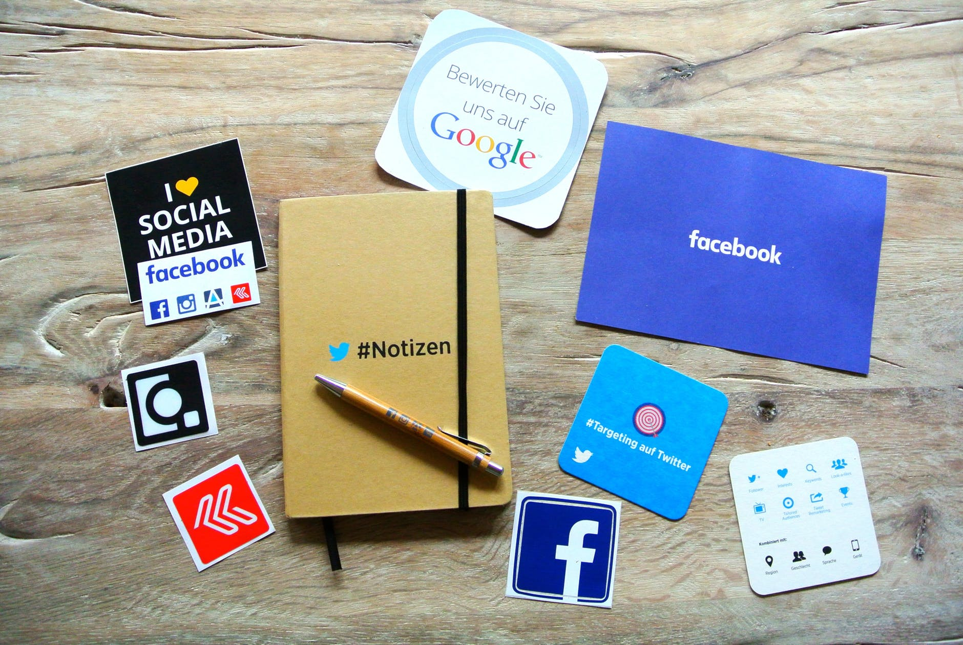 4 ways to rebrand social media