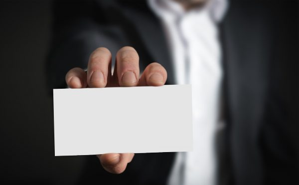 Tips for Creating an Effective Business Card